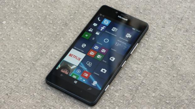 Обзор смартфона Microsoft Lumia 950