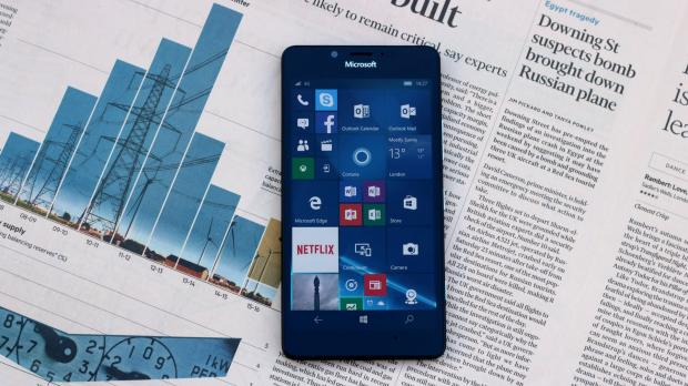 Обзор Microsoft Lumia 950