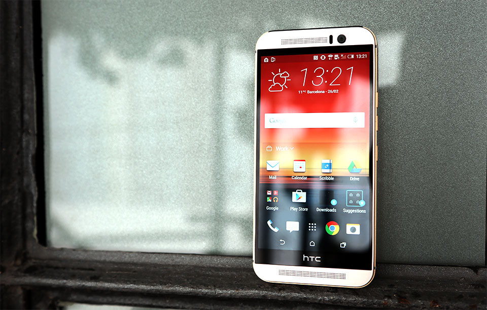 Смартфоны 2016. HTC One M9