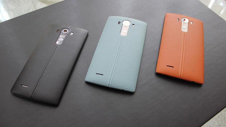 Смартфоны 2016. LG G4