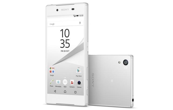 Смартфоны 2016. Sony Xperia Z5