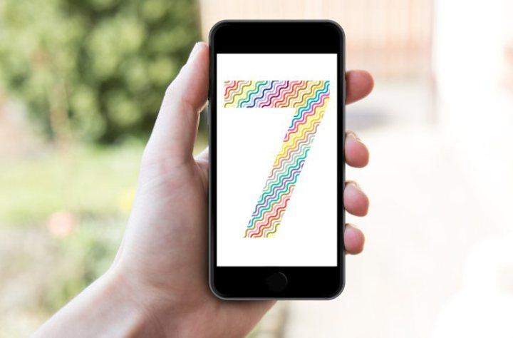 Смартфоны 2016. iPhone 7