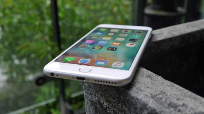 Смартфон на новый год. Apple iPhone 6S Plus