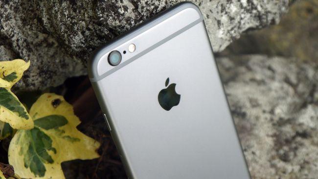 Смартфон на новый год. Apple iPhone 6S