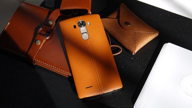 Смартфон на новый год. LG G4