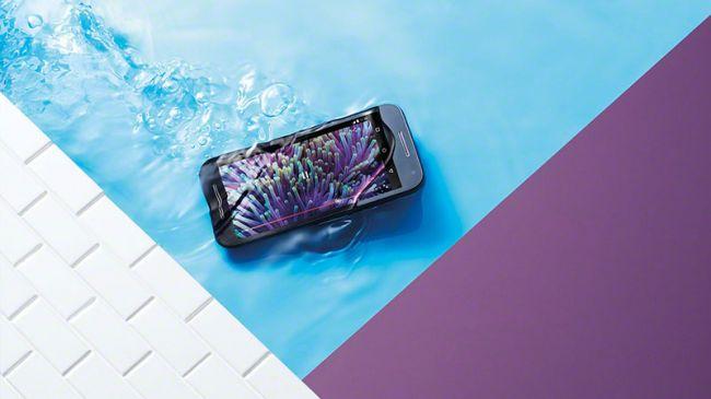 Смартфон на новый год. Motorola Moto G (2015)
