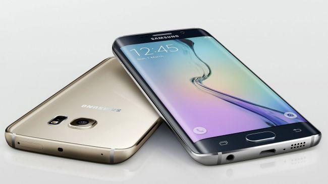 Смартфон на новый год. Samsung Galaxy S6 Edge