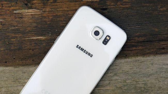 Смартфон на новый год. Samsung Galaxy S6