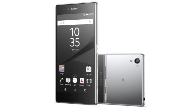 Смартфон на новый год. Sony Xperia Z5 Premium