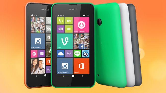 Смартфон Nokia Lumia 530