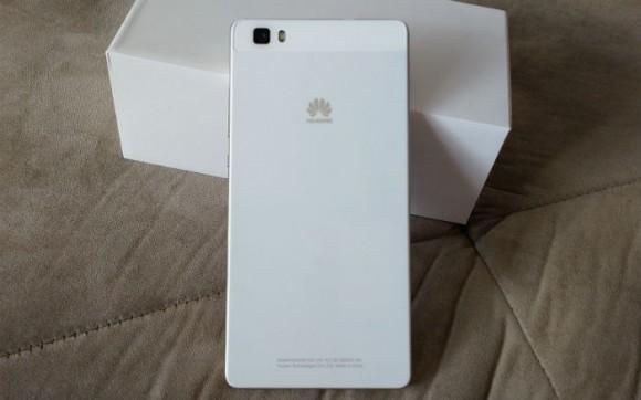 Huawei P8 Lite. Распаковка