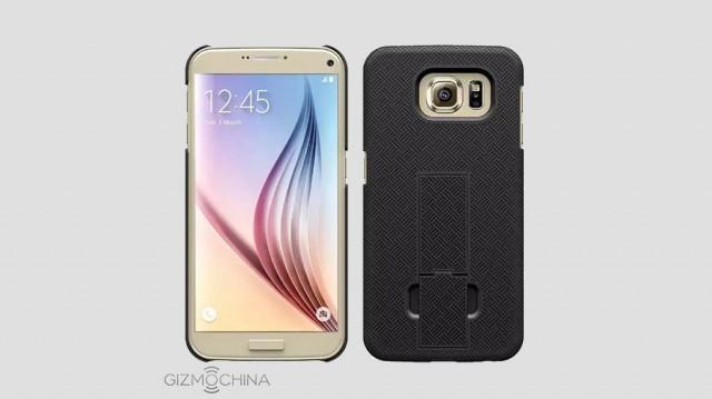 Samsung Galaxy S7 в чехле