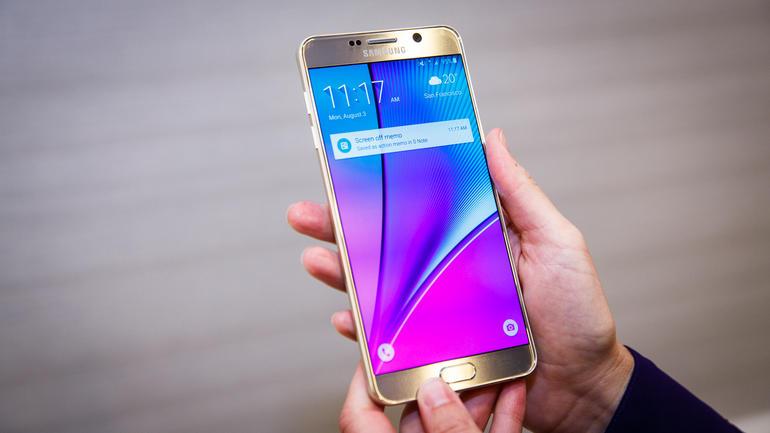 Выбрать и купить Samsung Galaxy Note 5