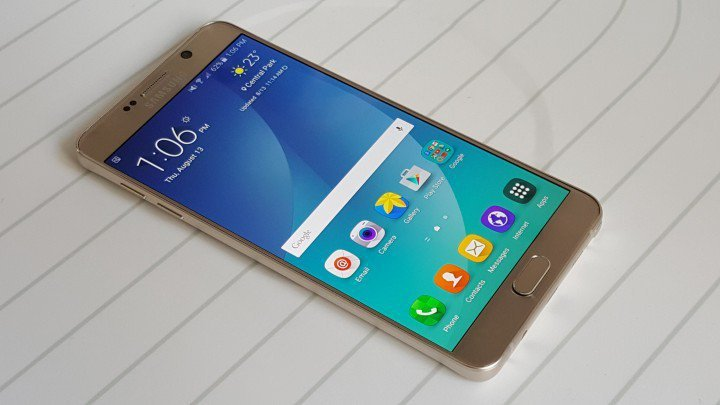Купить Samsung Galaxy Note 5