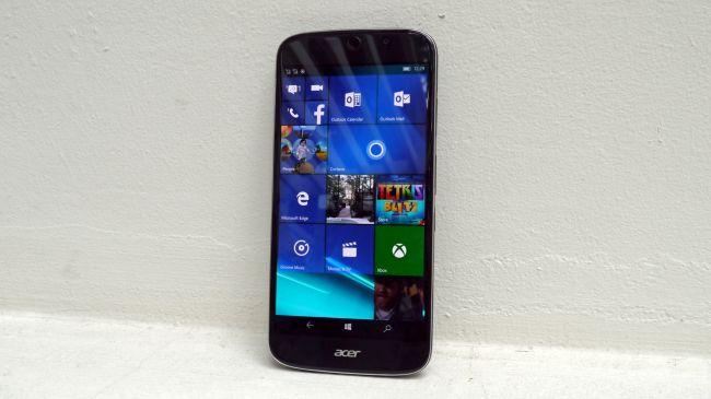Предварительный обзор Acer Liquid Jade Primo