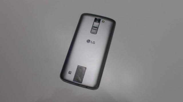Предварительный обзор LG K7
