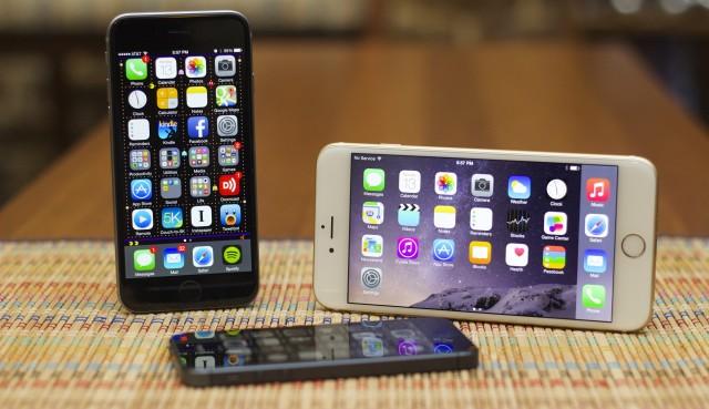 Продукты Apple в 2016 году