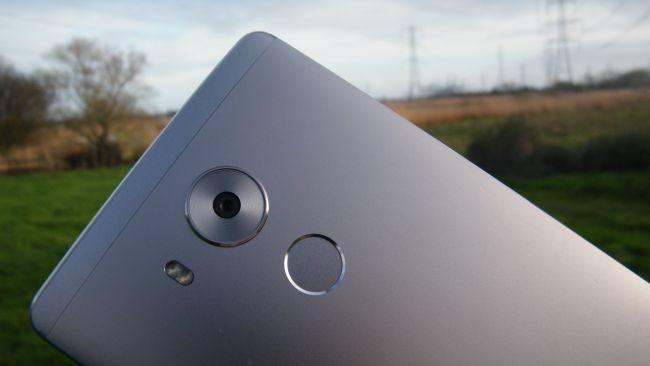Сканер отпечатков пальцев Huawei Mate 8