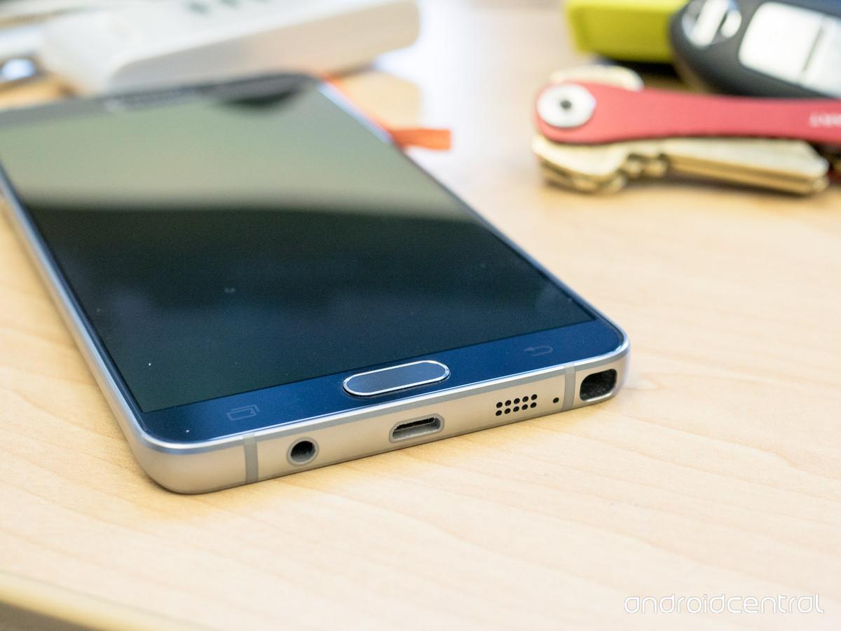 Фаблет Samsung Galaxy Note 5