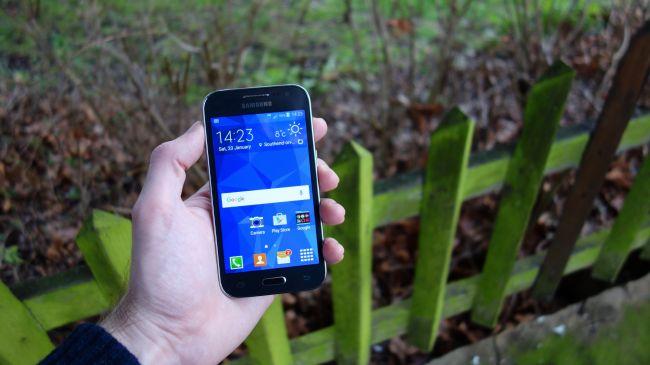 Бюджетный смартфон Galaxy Core Prime