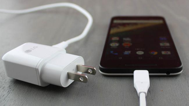 Зарядка с портом USB Type-C