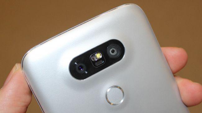 Камера смартфона LG G5