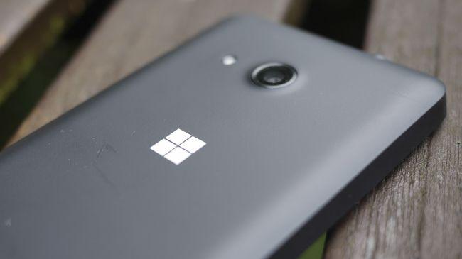 Камера Microsoft Lumia 550