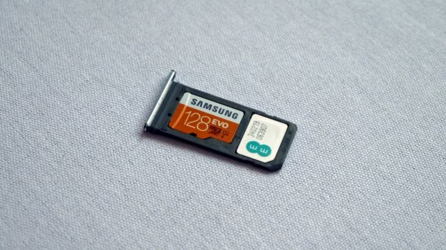 Карта памяти Samsung (128 Гб)