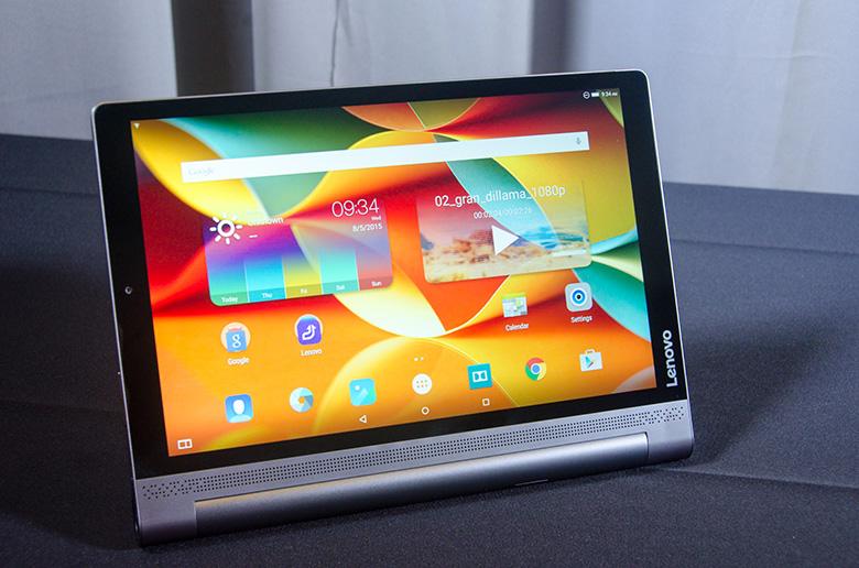 Лучший планшет 2016 - Lenovo Yoga Tab 3