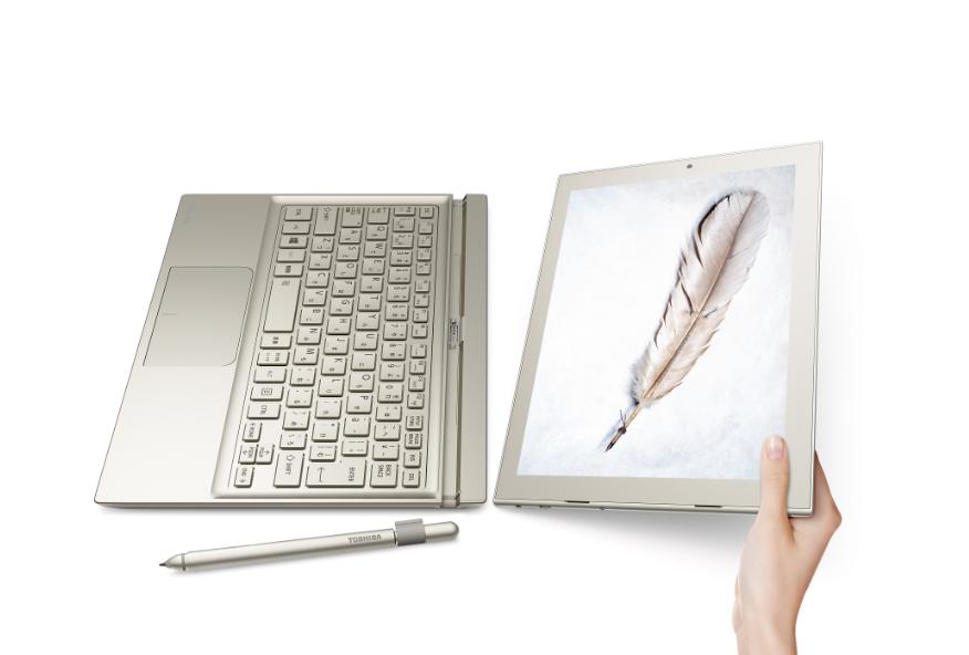 Лучший планшет 2016 - Toshiba DynaPad
