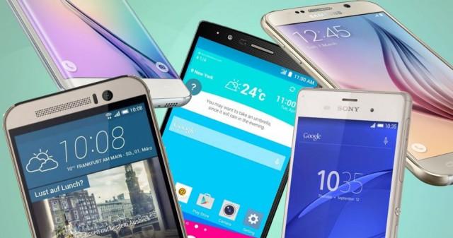 смартфоны хиты продаж 2016 год