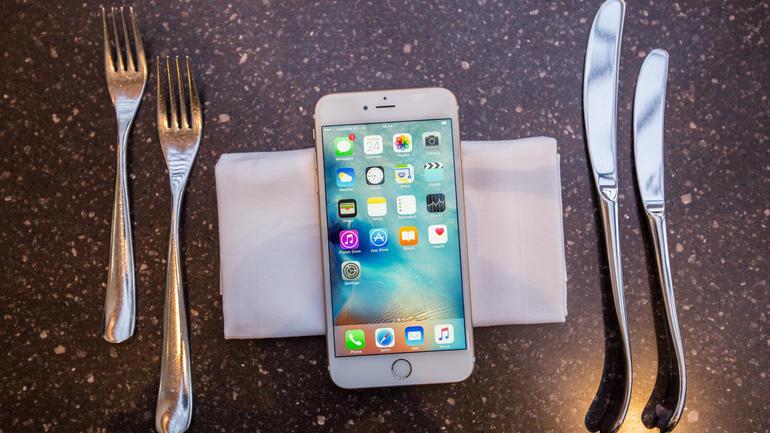 Лучший смартфон 2016. Apple iPhone 6S Plus