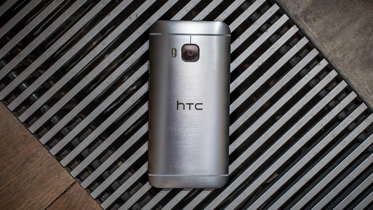 Лучший смартфон 2016. HTC One M9
