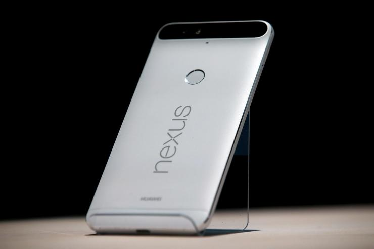 Лучший смартфон 2016. Huawei (Google) Nexus 6P