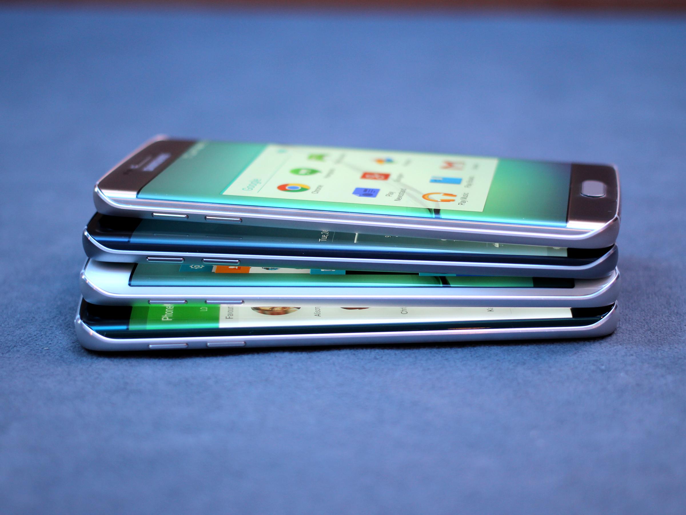 Лучший смартфон 2016. Samsung Galaxy S6 Edge