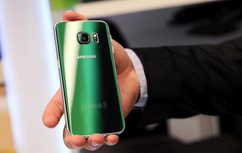 Лучший смартфон 2016. Samsung Galaxy S6