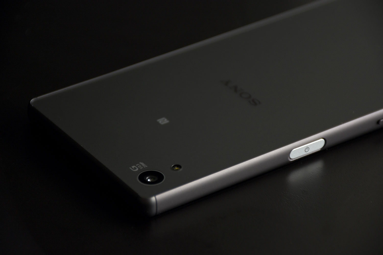 Лучший смартфон 2016. Sony Xperia Z5