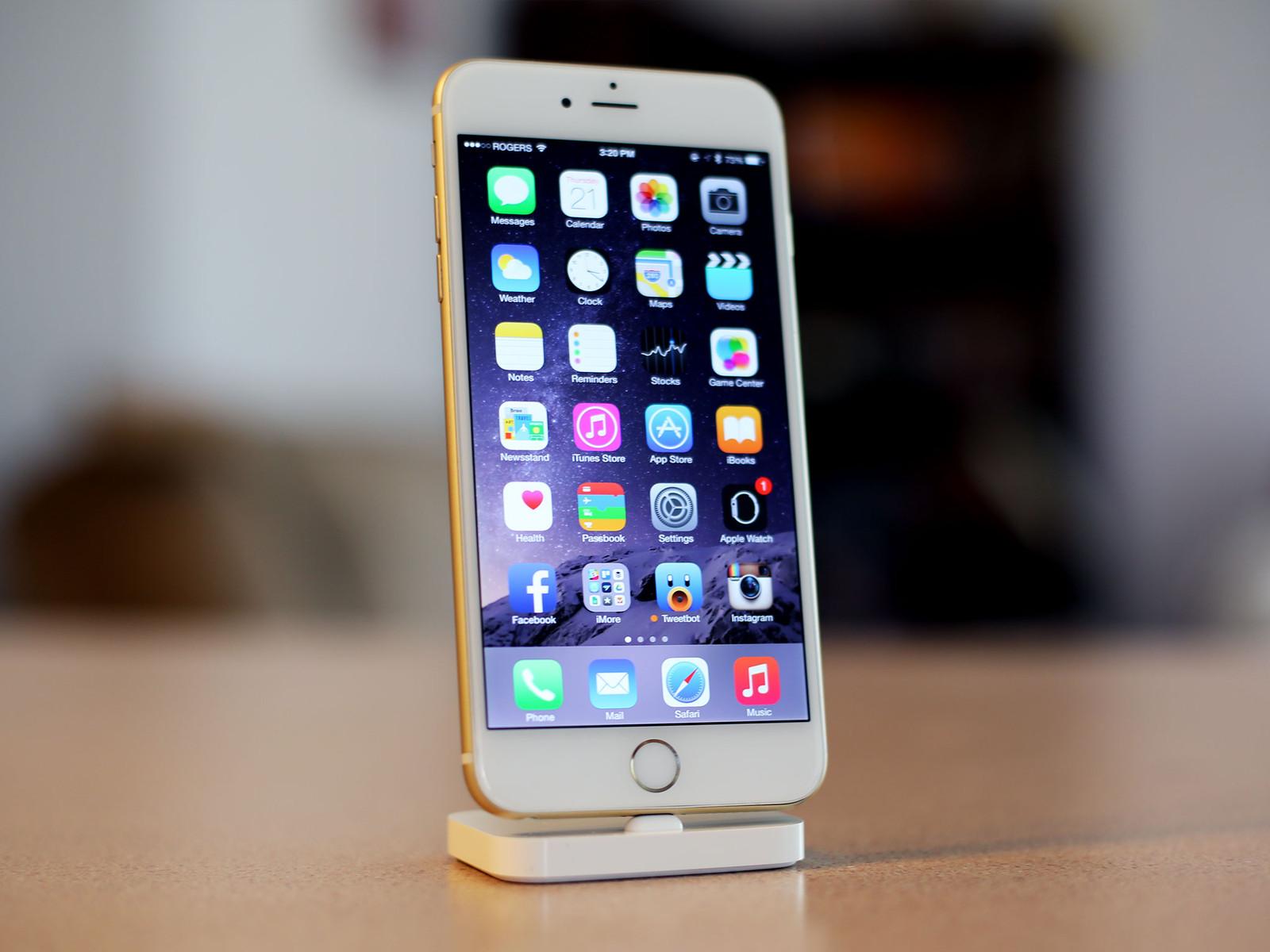 Лучшиё смартфон 2016. Apple iPhone 6S