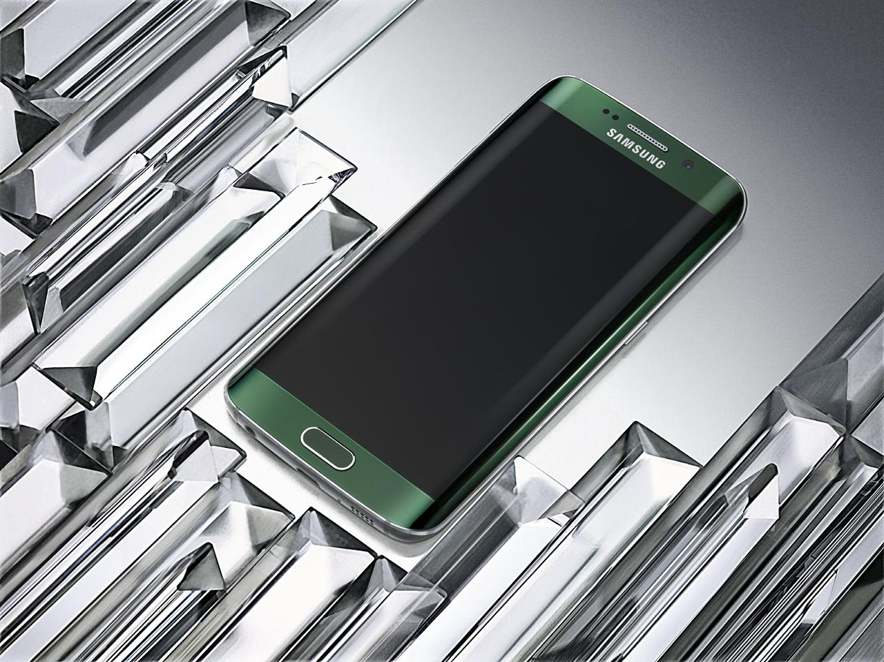 Новый Samsung Galaxy S7 Edge