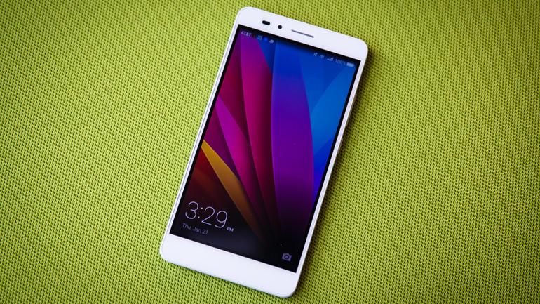 Обзор смартфона Huawei Honor 5X