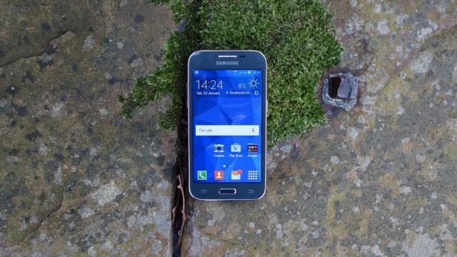 Обзор смартфона Samsung Galaxy Core Prime