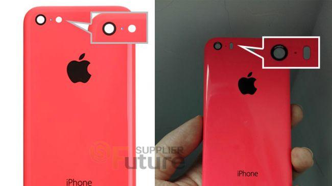 Пластиковый iPhone 6C