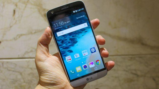 Предварительный обзор смартфона LG G5