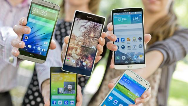 Рейтинг лучших смартфонов 2016 года. ТОП-10