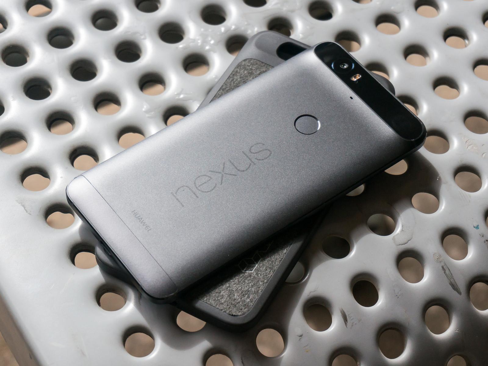 Рейтинг лучших смартфонов. Huawei Nexus 6P