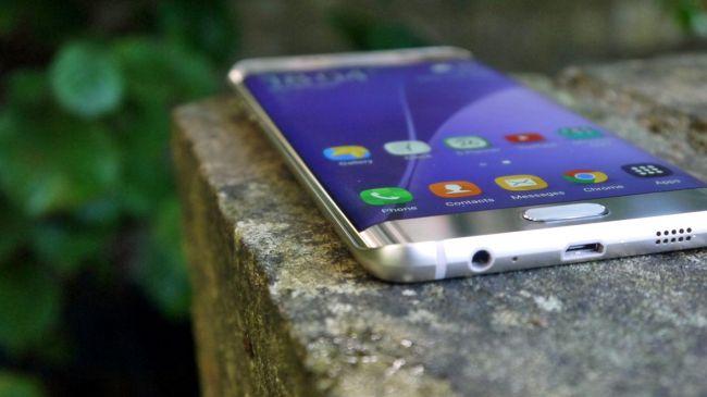 Рейтинг лучших смартфонов. Samsung Galaxy S6 Edge Plus