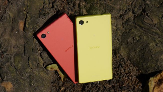 Рейтинг лучших смартфонов. Sony Xperia Z5 Compact