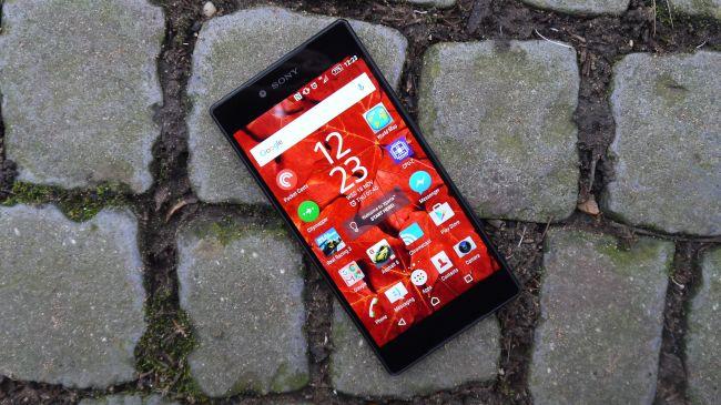 Рейтинг лучших смартфонов. Sony Xperia Z5 Premium