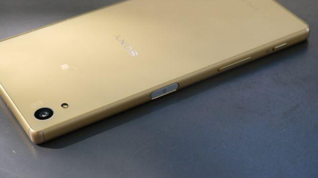 Рейтинг лучших смартфонов. Sony Xperia Z5