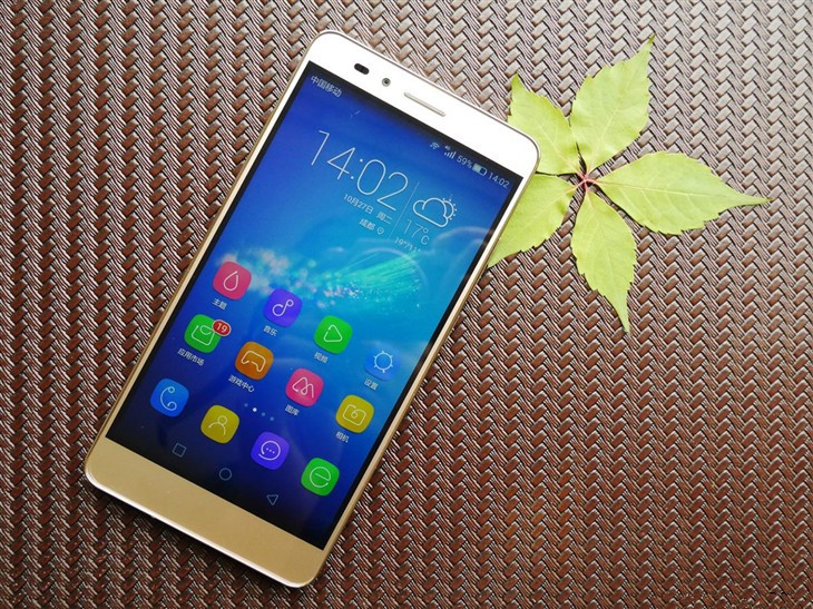 Смартфоны до 15000 рублей. Huawei Honor 5X